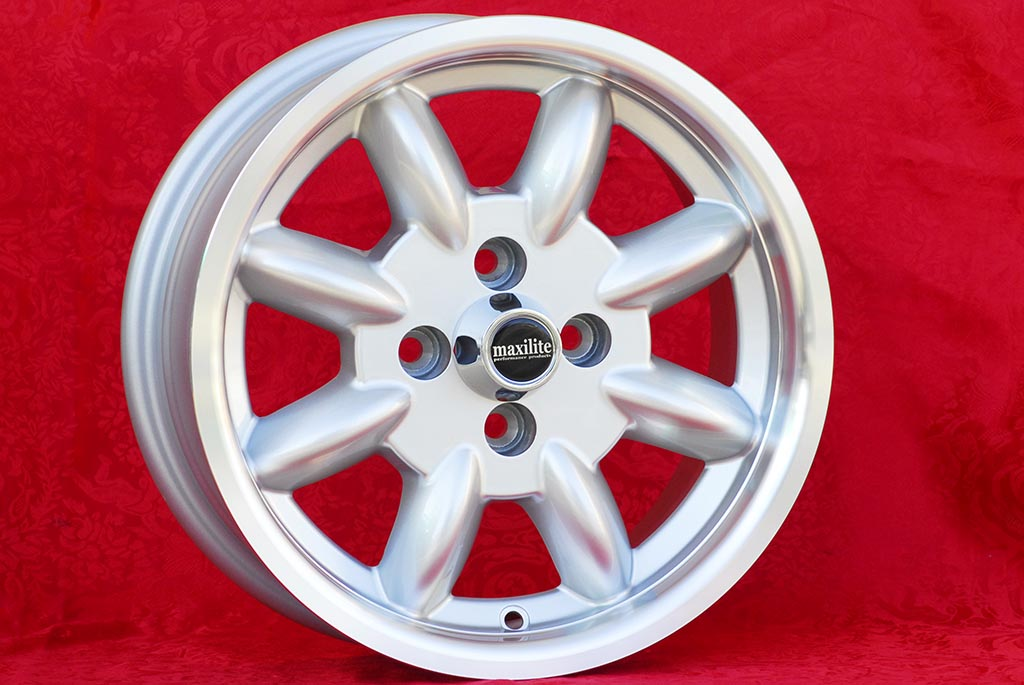 MG Minilite MG MGB, MGB GT  6x14 ET22 4x114.3 c/b 76.6 mm Wheel