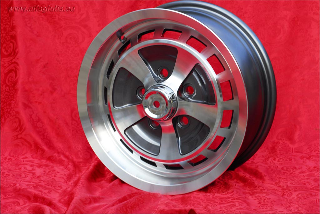 Rover Rover P5 P6  6x15 ET35 5x127 c/b 73.9 mm Wheel